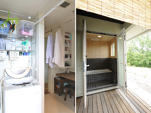 三井ホームの建築実例