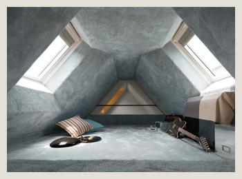 隠れ家ロフト