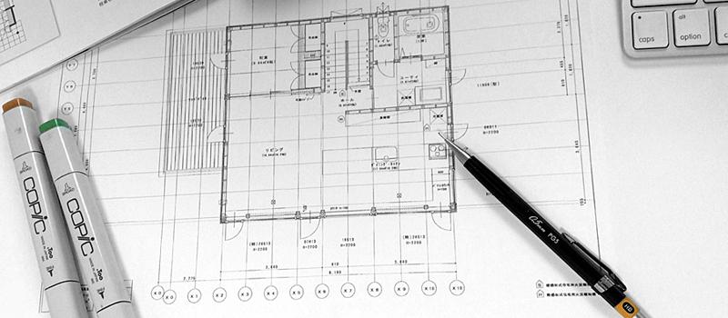 住宅の図面