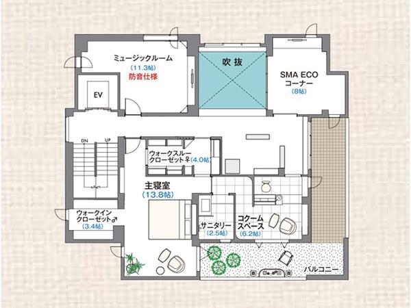 ダイワハウス・TBS渋谷展示場