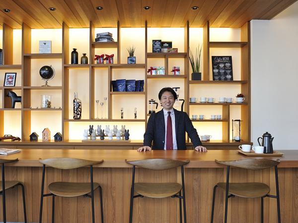 ミサワホーム・錦糸町展示場・カフェ