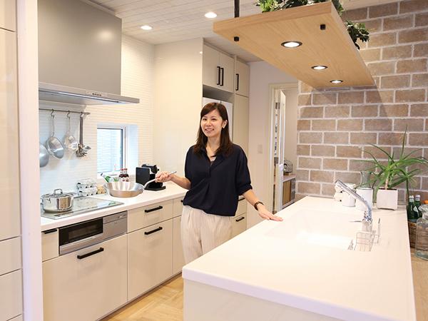 三井ホーム・流山住宅展示場