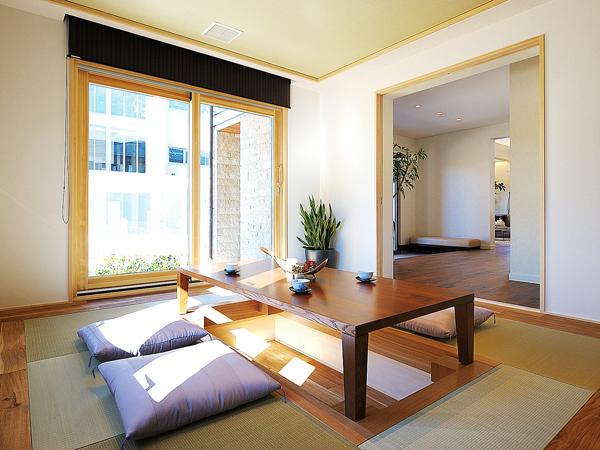 スウェーデンハウス・豊洲・和室
