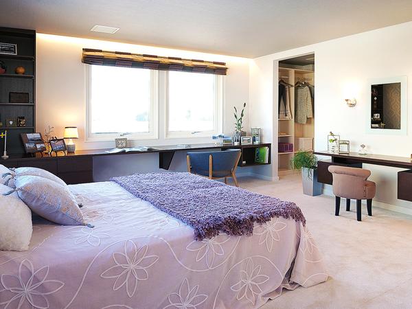 スウェーデンハウス・豊洲・寝室