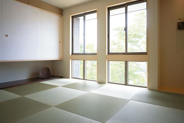 モダン和室・琉球畳