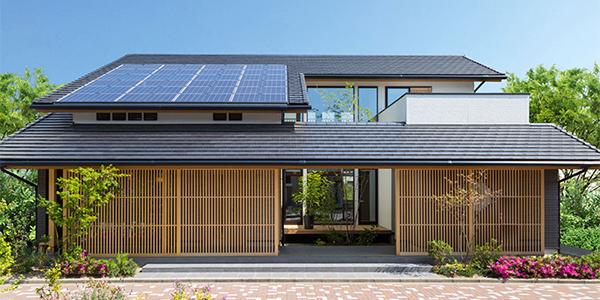 日本ハウス ネット・ゼロ・エネルギー・ハウス