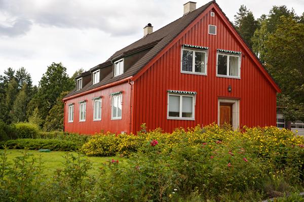 北欧住宅 ファールン・レッド