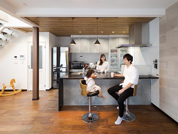 富士住建 キッチン