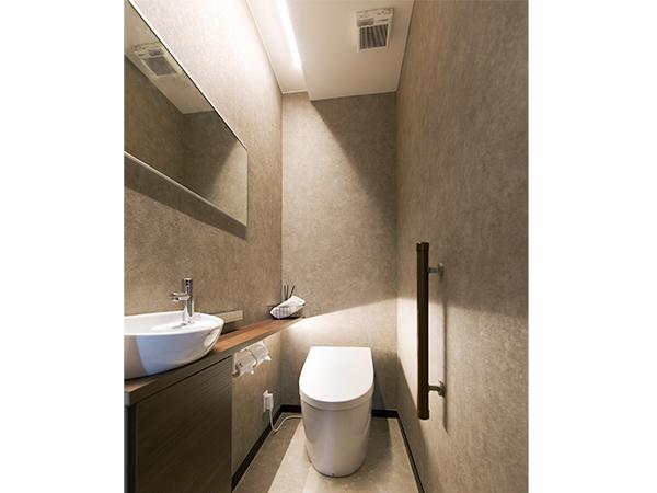 富士住建 トイレ