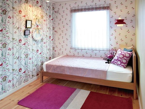 スウェーデンハウス 子ども部屋